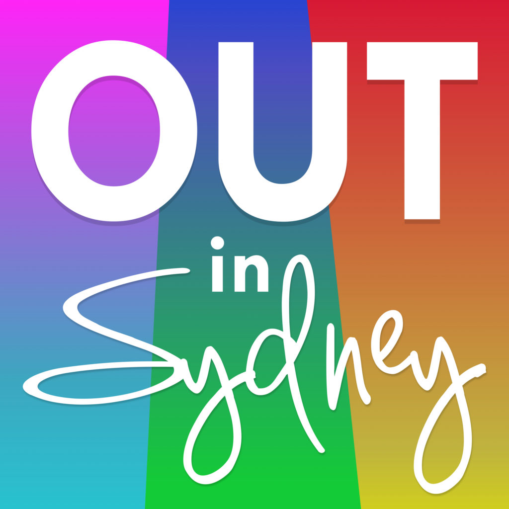 Out in Sydney logo